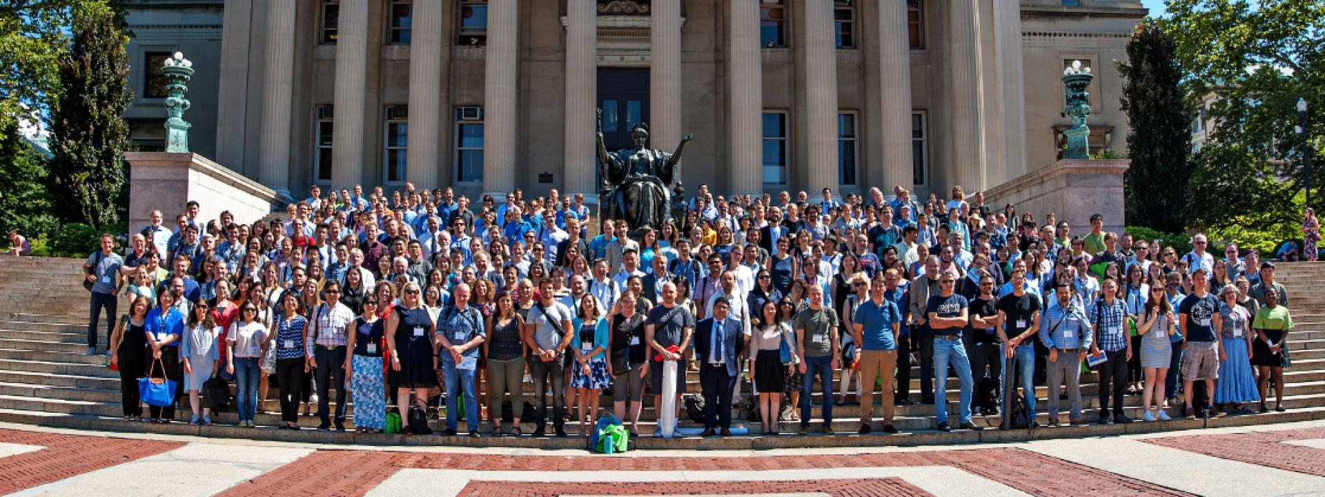 IMPS 2018, Columbia University
