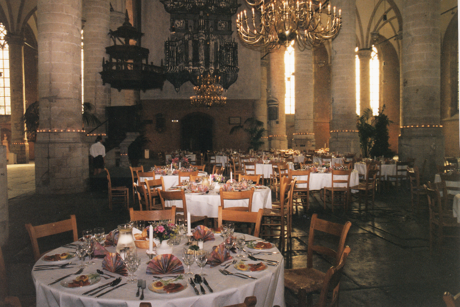 Banquet Hall for IMPS 1995