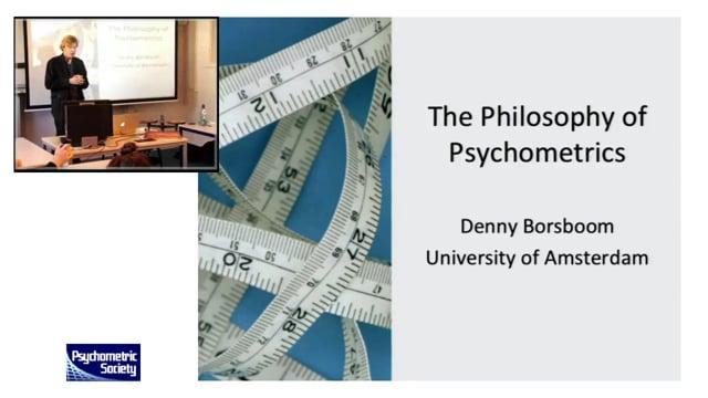 Psychometric Foundations Videos