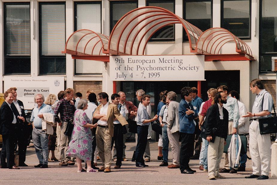 Group of people from 1995 IMPS meeting